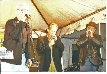 Lamont Gillispie, Mark and Joel, 2009 Garvin Gate