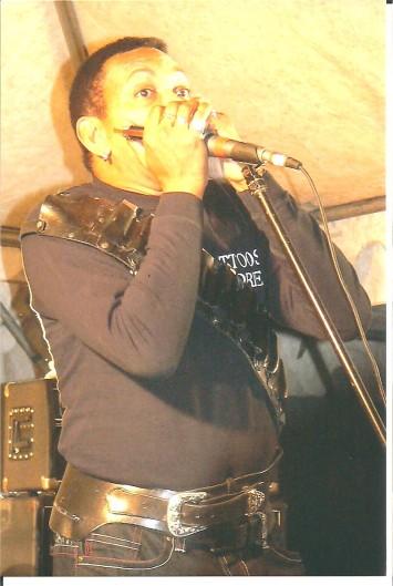 Sugar Blue Garvin Gate, Oct.10 200