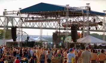 Forecastle Main Stage