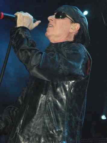Klaus Meine, The Scorpions