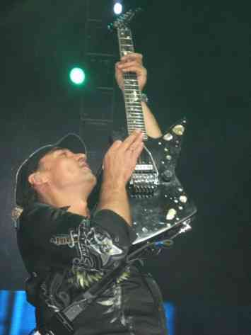 Mathias Jabs, The Scorpions