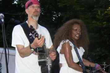 Mississippi Millie and Tiger Gagen