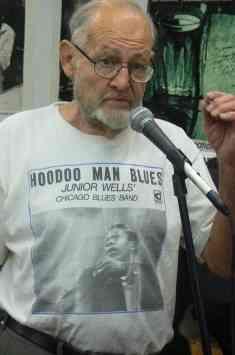 Bob Koester at JRM, Sunday