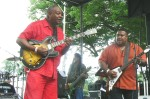 Carl Weathersby and Larry McCray, Sunday
