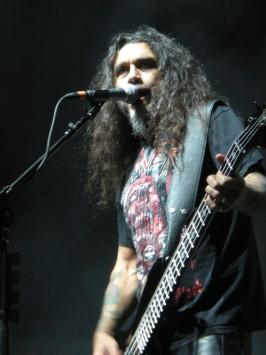 Tom Araya, Slayer Bassist
