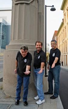 Marvin Maxwell, Wayne Young, Dave Modica