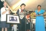 Mikes Suttles, Howard Rosenberg, Missy Unseld