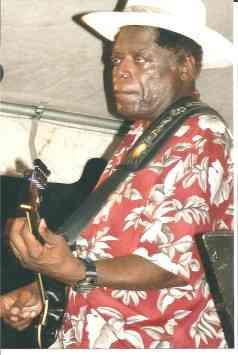 Governor Davis & the Blues Ambassadors
