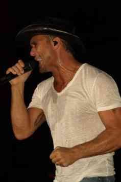 Tim McGraw, 2010 Ky State