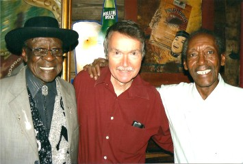 BobStroger,Keith,Willie Big Eyes Smith, Jim Porters, 2011