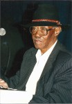 Pinetop Perkins, BackStage Cafe, Jan. 29, 1996