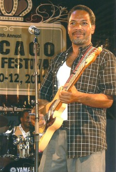 Duwayne Burnside 2011 Chicago Blues Festival - June10, 2011