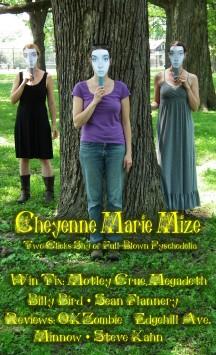 Cheyenne Marie Mize - June 2011 -