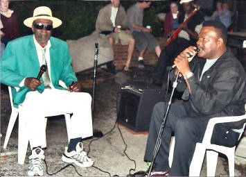 Fred Murphy and Billy Bird, 2003 Derby Eve