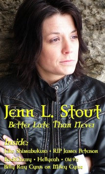Jenn Stout - Cover Photo
