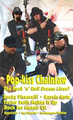 Popkiss Chainsaw