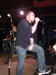 Chimaira Singer Mark Hunter