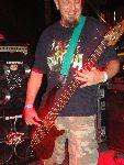 Granshaw Bassist Josh Puckett