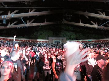 Rob Zombie at Iroquois Amphitheater June 2014