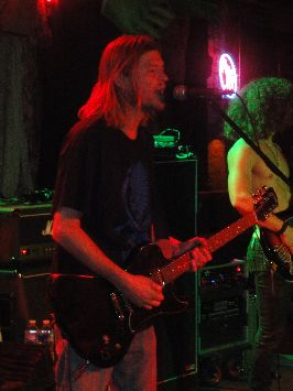 Puddle Of Mudd at PHT Halloween 2014
