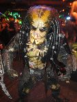 A guest at PHT Halloween 2014