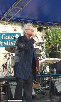 Lamont Gillispie, 2014 Garvin Gate