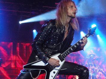 Richie Faulknew - Judas Priest