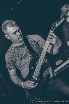 Klinch at Diamond Pub, March 13, 2015