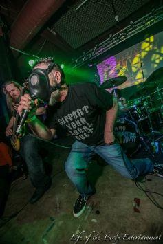 Krosjoint at Diamond Pub, March 13, 2015