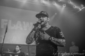 Flaw at Diamond Pub, March 13, 2015