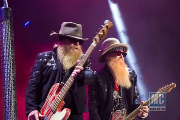Louder Than Life 2015 - ZZ Top
