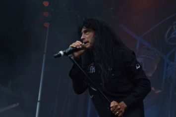 Anthrax - Louder Than Life 2016
