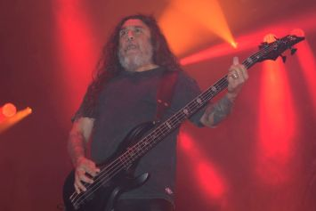 Slayer - Louder Than Life 2016