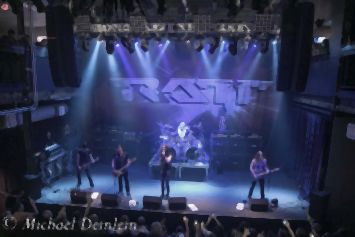 Ratt at the Mercury Ballroom